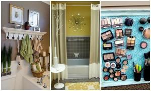 15 วิธีเพิ่มสีสัน ให้ห้องน้ำเล็กๆ ในคอนโดและบ้าน