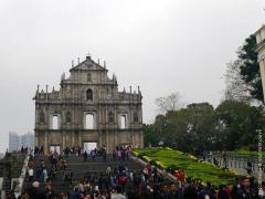 Macau-Hongkong Trip : ทริปตะลุยฮ่องกงกับเพื่อนสาวแบบไม่ง้อทัวร์ วันที่ 1