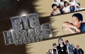BIG HEROES CONCERT รวมพลัง 3 สุดยอดขุนพลคนดนตรี