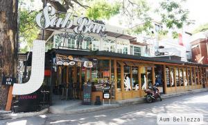 """Sab Bar"" ร้านอาหารแนว Sport bar @ทองหล่อ by Aumbellezza"