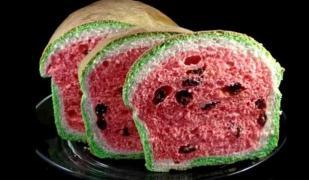 ขนมปังแตงโม เทรนด์ฮิตในไต้หวัน