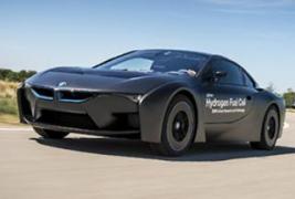 ว้าว! 'BMW i8' ใหม่ ขับเคลื่อนไม่ต้องใช้น้ำมัน