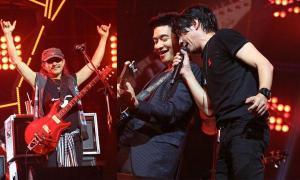 """Big Heroes Concert"" มันส์สนั่น 3 ขุนพลเปิดศึกดวลไมค์เดือด"