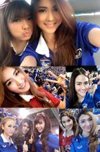 กองเชียร์สาวไทยน่ารักที่สุดในโลก