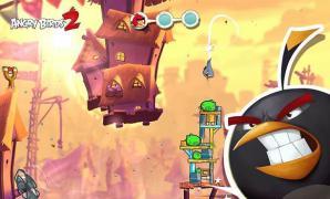 นกพิโรธ Angry Birds 2 เปิดให้โหลดเล่นแล้ววันนี้