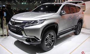 Mitsubishi Pajero Sport 2015 ใหม่ เคาะเริ่ม 1.138 ล้าน