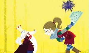 หนังสือนิทานเด็กผู้หญิงยุคใหม่...บ๊ายบายเจ้าหญิงสีชมพู