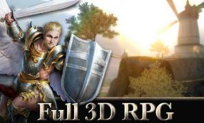 Angel Sword เกม 3D RPG เต็มรูปแบบสำหรับชาวมือถือ