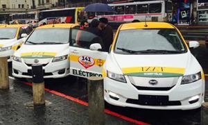 BYD E6 แท็กซี่ไฟฟ้าจีนที่เคยเข้าไทย เริ่มออกวิ่งตปท.แล้ว