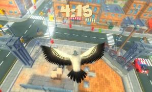 Wonky Pigeon เกมประหลาด เล่นเป็นนกพิราบปล่อยระเบิด(อุนจิ)