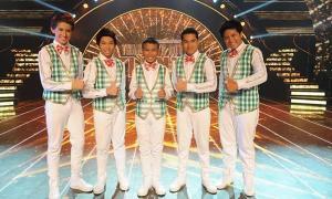 """""""ไทภูเขียว"""" คว้าแชมป์ Thailand's Got Talent Season 5"""