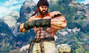 'ริว' มามาดใหม่ไว้หนวดเครา ใน Street Fighter V