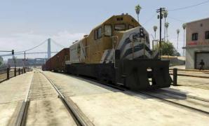 ฮา! เมื่อผู้เล่น GTA Online พยายามหยุดรถไฟ!