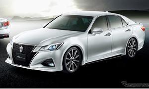 อย่างหล่อ! 'Toyota Crown TRD Sportivo' รุ่นพิเศษใหม่ล่าสุด
