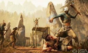 หลุด! Far Cry Primal ภาคใหม่ ย้อนไปยุคหิน ยุคน้ำแข็ง