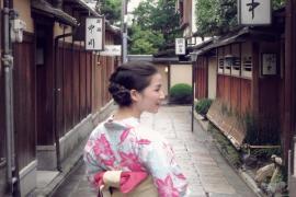 """เที่ยวญี่ปุ่นไม่แพงอย่างที่คิด.. บุก """"เกียวโต"""" ใส่กิโมโนเที่ยวรอบเมือง"""