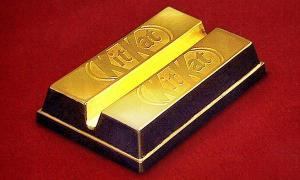 เนสท์เล่ย์ญี่ปุ่น ออกคิทแคทหุ้มทอง ชิ้นละ 600 บาท ขาย ธ.ค.นี้