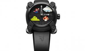 Romain Jerome Super Mario Bros. นาฬิกาสุดหรู ฉลอง 30 ปีมาริโอ