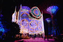 5 จุดเริงร่า..ชมไฟคริสต์มาส ตรึงตาแห่งดินแดนเมอร์ไลอ้อน Singapore