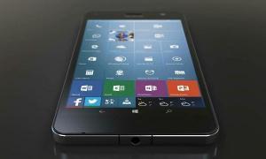 หลุดภาพเรนเดอร์ Microsoft Lumia 850 กับดีไซน์แปลกใหม่