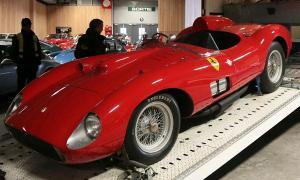ทึ่ง! Ferrarai 335 S Spider Scaglietti คันนี้ ทุบสถิติราคาทะลุพันล้าน!