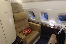 ส่องดูความหรู..ห้องโดยสารระดับ First Class ของแต่ละสายการบิน