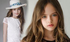 """""""คริสติน่า ปิเมโนว่า"""" นางแบบรุ่นเล็กที่ถูกจัดอับดับว่าสวยที่สุดในโลก"""