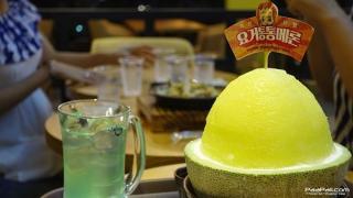 SULBING (Korean dessert cafe) น้ำแข็งไสเกาหลี..เย็น..ชื่นใจ ถูกใจคนรักความหวาน