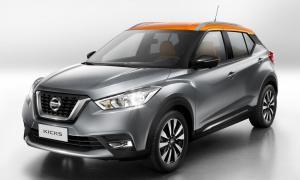 Nissan Kicks ใหม่ ครอสโอเวอร์รุ่นเล็กเน้นราคาประหยัด...!