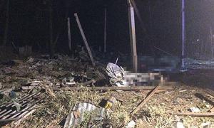 สยอง! บ้านผลิตพลุสุพรรณฯระเบิด ตายยกครัว 6 ศพ