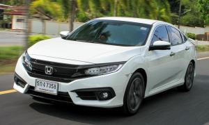 รีวิว 2016 Honda Civic ใหม่ ลองของจริง-ดีกว่าทุก 'ซีวิค' ที่ผ่านมา!