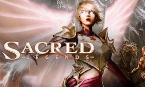 Sacred Legends เกม ACT RPG เก่าแก่นำมาทำลงมือถือด้วยอีกเกม