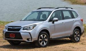 รีวิว Subaru Forester ไมเนอร์เชนจ์ใหม่ น่าใช้ยิ่งกว่าเดิม