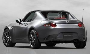Mazda MX-5 RF เวอร์ชั่นหลังคาแข็งเตรียมเปิดตัวแล้ว