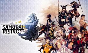Samurai Rising เกมมือถือน้องใหม่จาก Square Enix เปิดให้เล่น 2 มิถุนายนนี้