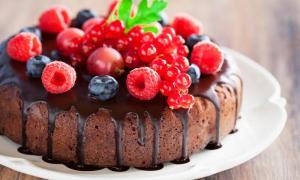 สาวๆ มีเฮ ลดน้ำหนักได้ด้วยเค้กช็อคโกแล็ต
