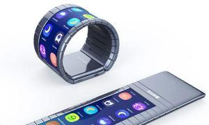 จีนเปิดตัวสมาร์ทโฟนหน้าจอม้วนได้ รุ่นแรกของโลก ด้วยหน้าจอ E-Ink แบบขาวดำ