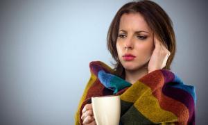 6 อาหารต้องห้ามเมื่อเป็นหวัด
