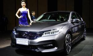 เปิดตัว Honda Accord Hybrid ใหม่ ตัวท็อป 1.849 ล้าน
