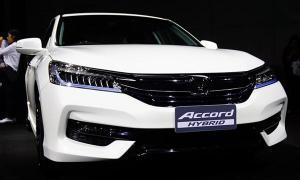 5 อ็อพชั่นใหม่น่าโดนใน Honda Accord Hybrid ไมเนอร์เชนจ์