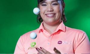 """""""โปรเมย์ เอรียา จุฑานุกาล"""" คนไทยคนแรกที่คว้าแชมป์ LPGA Tour"""