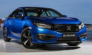 Honda Civic ใหม่ เปิดตัวที่นิวซีแลนด์-อ็อพชั่นเพียบ!