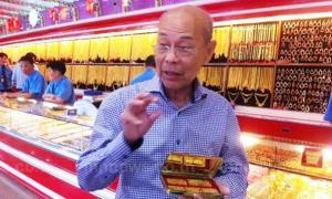 'จิตติ' ชี้ ราคาทองผันผวน แนะเล่นสั้น คาดราคาอยู่ในกรอบ 22,000 - 25,000 บ.