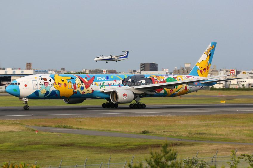 เครื่องบินที่น่ารักสุดในโลก และดังที่สุดในโลกตอนนี้