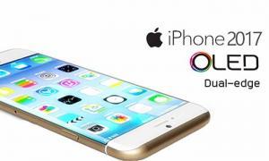 ว่าที่ iPhone ปี 2017 จะมาพร้อมกับหน้าจอแบบ OLED ขอบโค้งทั้งสองด้าน 6