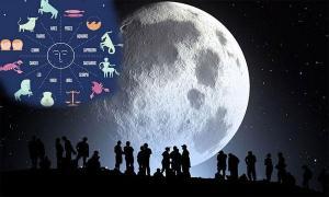 ความเกี่ยวพันธ์ของดวงจันทร์กับ 12 ราศี
