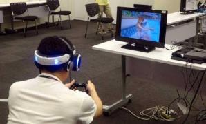 มาดูลีลาสุดหื่น ของผู้ทดสอบเกม Dead or Alive Xtreme 3 VR