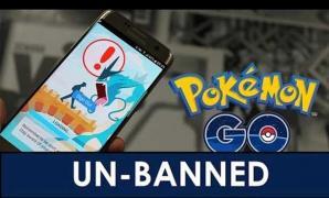 Pokémon Go ปลดแบนให้ผู้เล่น มีโอกาสแก้ตัวอีกครั้ง