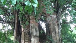 อาถรรพ์วิหารร้าง ชาวบ้านเห็นหญิงชายชุดไทย ร่ายรำจนชินตา