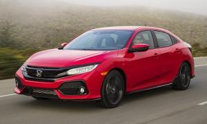 ว้าว! 2017 Honda Civic Hatchback ใหม่ แค่ 7 แสนต้น!